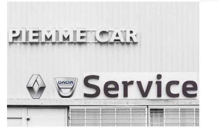 Piemme Car SERVICE PROMO