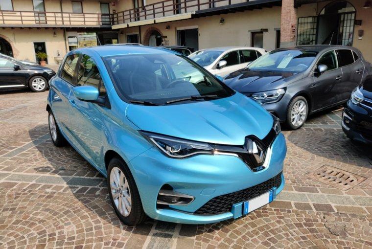 Renault NUOVA ZOE Tua da 119 € al mese Con RENAULT BEST FOR YOU