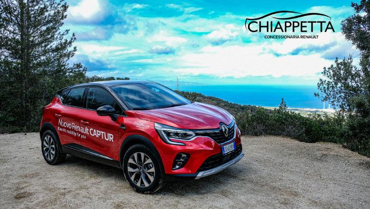 Gamma Renault Chiappetta - Corigliano Rossano