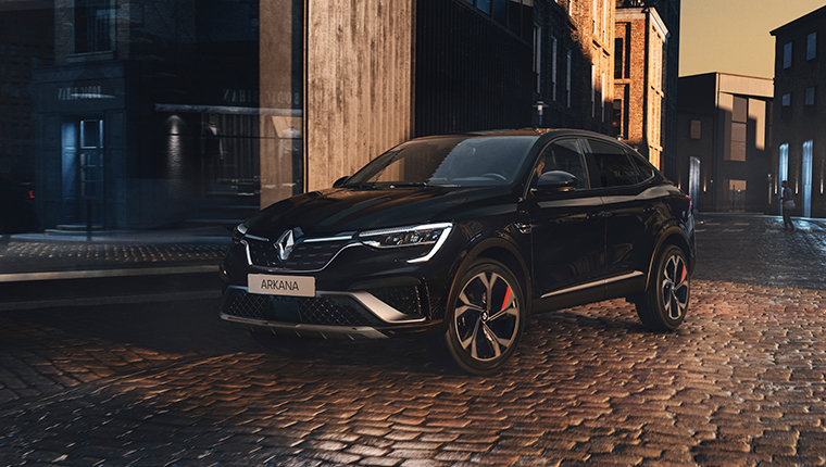 «Renault Arkana