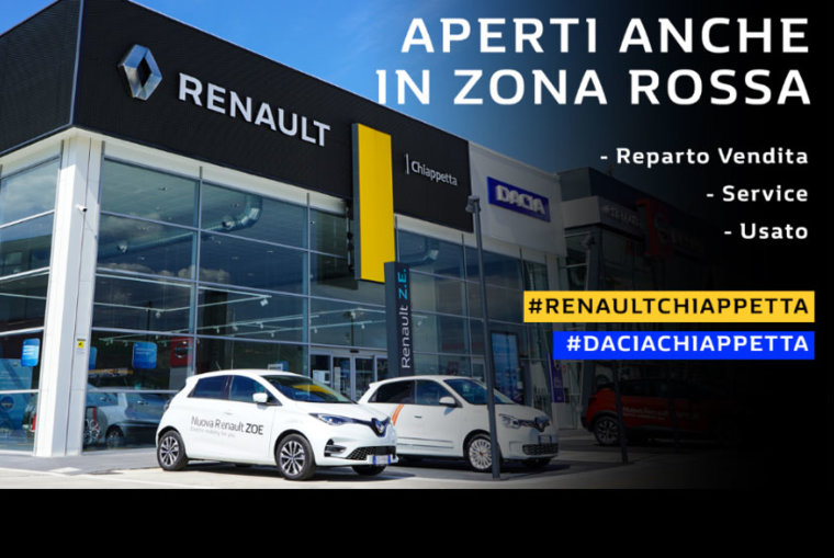 Renault Chiappetta