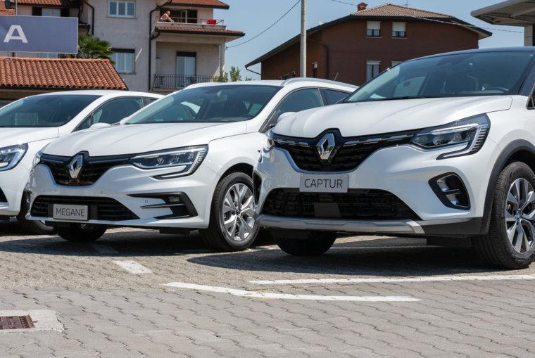 Gamma Renault Autocarri