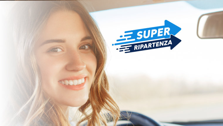 SUPER RIPARTENZA