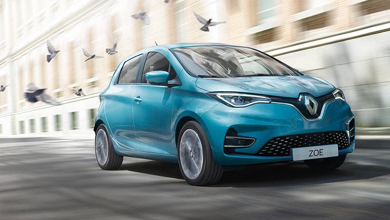 Renault Lease | Nuova Zoe LIFE R110