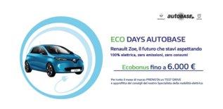 Zoe Ecobonus fino a 6.000 €