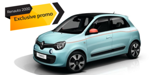 Renault TWINGO GPL | Scopri l'offerta del mese!