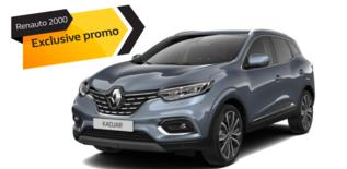 Tuo da 7 € al giorno con Renault Way!