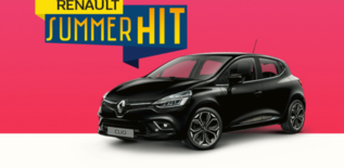 Renault Clio Moschino a 9.450€