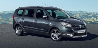 Dacia Lodgy offerta