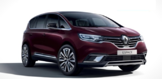 Renault nuovo Espace