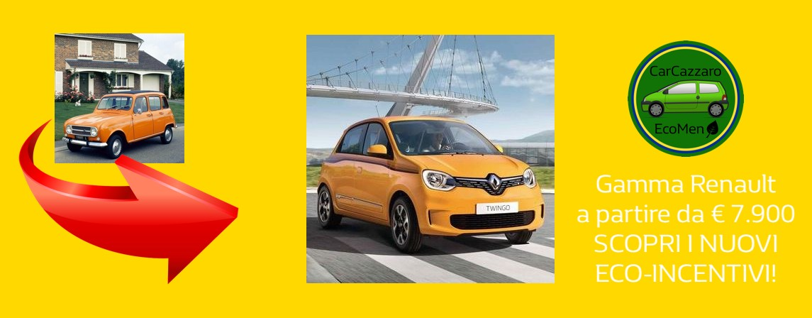 Renault rottamazione