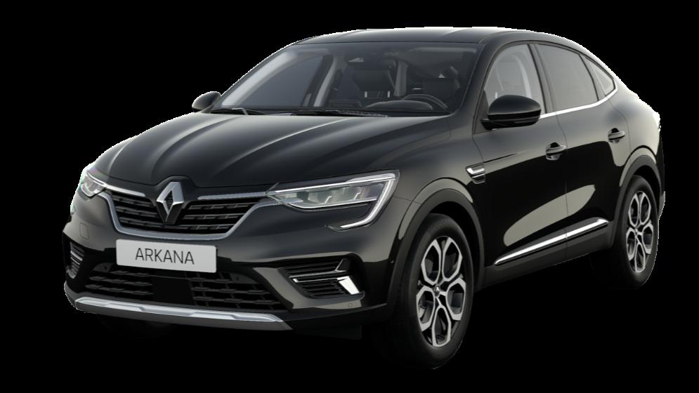 Nuovo Renault Arkana»