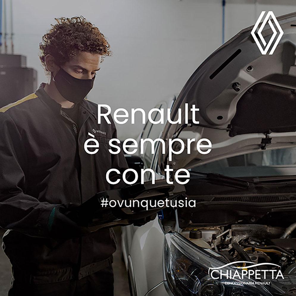 Service Renault Chiappetta