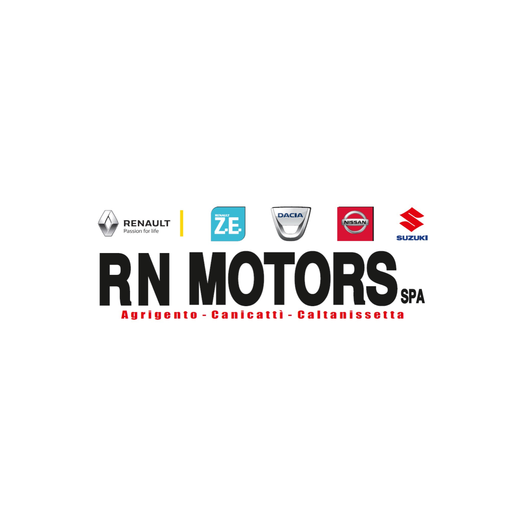 Logo RN  MOTORS SPA